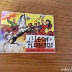 Tebeos: EL LEON DE FLORENCIA SUPLEMENTO DE PANTERA NEGRA COMPLETA 10 NUMEROS EDITA MAGA. Lote 254865770