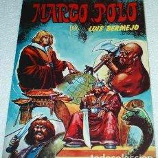 Tebeos: MARCO POLO Nº ÚNICO BERMEJO VALENCIANA 1983 BUEN ESTADO - IMPORTANTE LEER ENVIOS. Lote 257538565