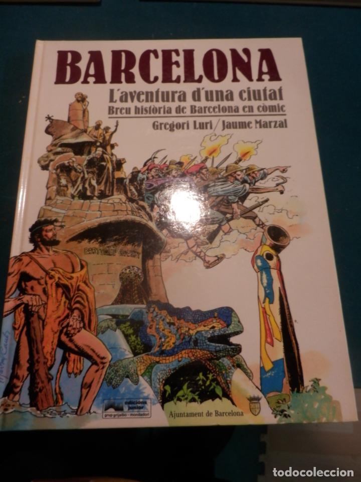 Tebeos: BARCELONA, LAVENTURA... + BREU HISTÒRIA DE CATALUNYA + LA NOSTRA CULTURA - LOTE 3 CÓMICS EN CATALÀ - Foto 4 - 257604550