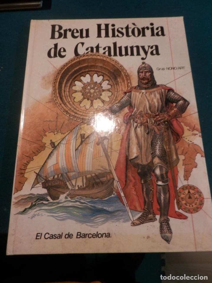 Tebeos: BARCELONA, LAVENTURA... + BREU HISTÒRIA DE CATALUNYA + LA NOSTRA CULTURA - LOTE 3 CÓMICS EN CATALÀ - Foto 6 - 257604550