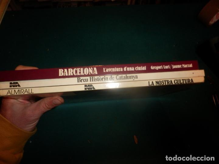 Tebeos: BARCELONA, LAVENTURA... + BREU HISTÒRIA DE CATALUNYA + LA NOSTRA CULTURA - LOTE 3 CÓMICS EN CATALÀ - Foto 9 - 257604550