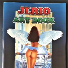 Tebeos: DE TIENDA - ART BOOK: JLRIO - SERENDIPIA - VER FOTOS. Lote 258318575