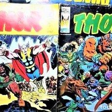 Tebeos: THOR VOL-2, NºS 30 Y 40, VÉRTICE (1973). Lote 260310075