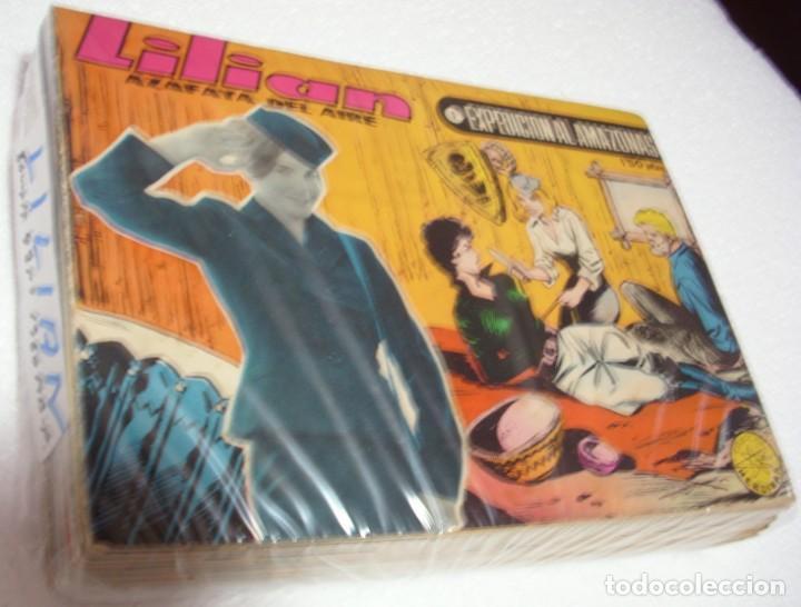LILIAN COLECC.ORIGINAL COMPLETA 1960, 48 TEBEOS -IMPORTANTE LEER DESCRIPCIÓN (Tebeos y Comics - Tebeos Colecciones y Lotes Avanzados)