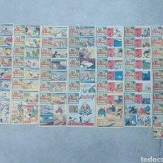 Tebeos: MIS CHICAS AÑO 1947 COMPLETO DEL N° 257 A 306 (AMBOS INCLUIDOS). Lote 261950600