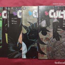Tebeos: BATMAN. THE CULT. COLECCION COMPLETA. 4 EJEMPLARES. ZINCO. Lote 262009060