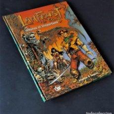 Tebeos: LANFEUST DE TROY, Nº 2: THANOS EL INOPORTUNO - EDITORIAL DEVIR - 1ª EDICIÓN. Lote 233820265