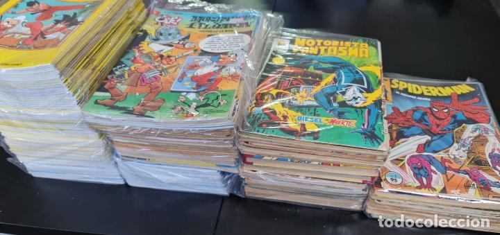 LOTE COMICS VÉRTICE FORUM BRUGUERA HUMOR DRAGON BALL COMPLETOS DE PÁGINAS (Tebeos y Comics - Tebeos Colecciones y Lotes Avanzados)