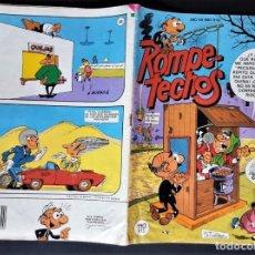 Tebeos: EN BUEN ESTADO - ROMPETECHOS, Nº 43 - BRUGUERA (1985). Lote 262605800