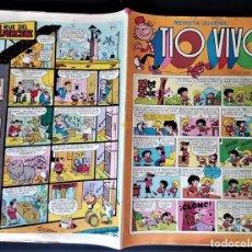 Tebeos: TIO VIVO, 2ª EPOCA, Nº 650 - BRUGUERA (1973). Lote 262607760