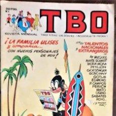 Tebeos: TBO Nº 1 - EDICIONES B (1988). Lote 262612265