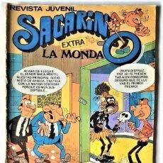 Tebeos: SACARINO EXTRA LA MONDA, Nº 78 - BRUGUERA (1985). Lote 262615505
