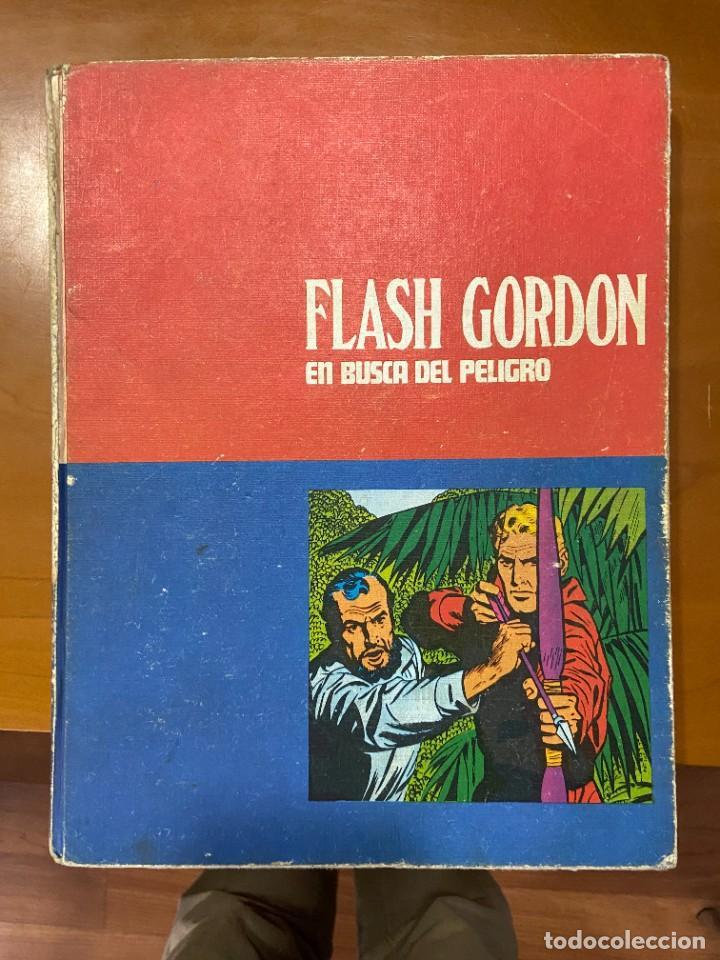 FLASH GORDON TOMO 6 BUEN ESTADO (Tebeos y Comics - Tebeos Colecciones y Lotes Avanzados)