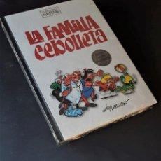 Tebeos: PRECINTADO, DE TIENDA - CLÁSICOS DEL HUMOR: LA FAMILIA CEBOLLETA - RBA EDICIONES (2009). Lote 262985520