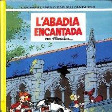 Tebeos: L'ABADIA ENCANTADA - (CATALÁN). Lote 250335420