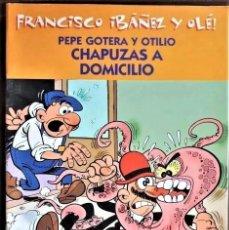 Tebeos: EN BUEN ESTADO - FRANCISCO IBAÑEZ Y OLÉ!, PEPE GOTERA Y OTILIO - EDICIONES B (2001). Lote 263249620