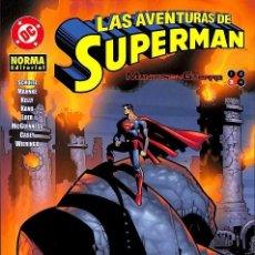 Tebeos: SUPERMAN, MUNDOS EN GUERRA 3. Lote 162732205