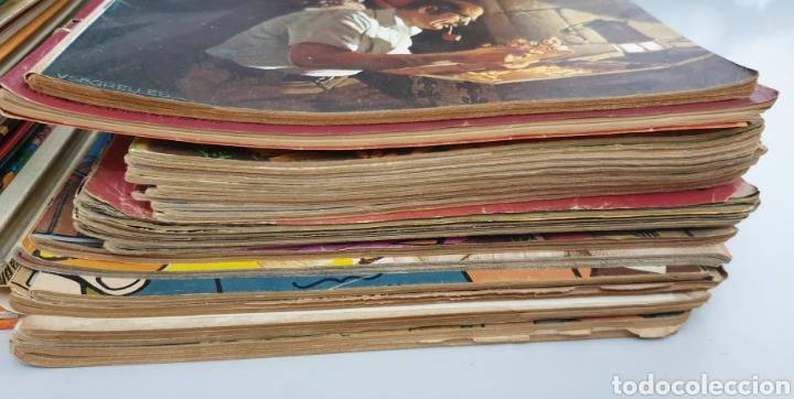 Tebeos: ESTUPENDO LOTE DE 84 TEBEOS ANTIGUOS VARIADOS AÑOS 60/80 - Foto 4 - 264831084