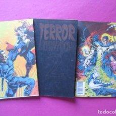 Tebeos: TERROR A MEDIANOCHE 3 COMPLETA FORUM .. Lote 265220299