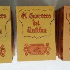 Tebeos: COMIC EL GUERRERO DEL ANTIFAZ - COMPLETA 17 TOMOS (343 NUMEROS). Lote 265346124