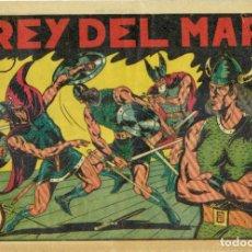 BDs: EL REY DEL MAR ORIGINAL Y COMPLETA 46 EJEMPLARES, DE ED. VALENCIANA AÑO 1.948. Lote 265970833