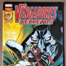 Livros de Banda Desenhada: EXCELENTE - LOS VENGADORES SECRETOS, Nº 25 - PANINI (2013). Lote 266995714