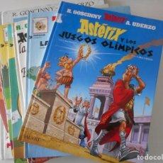 Giornalini: ASTERIX. GOSCINNY - UDERZO. LOTE DE 8 COMICS. EL COMBATE DE LOS JEFES. LA ROSA Y LA ESPADA.LA VUELTA. Lote 267184929