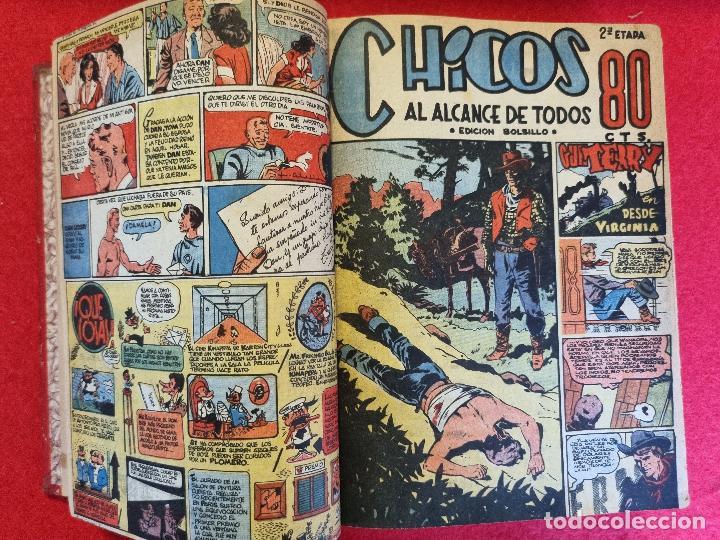 Tebeos: COLECCION CHICOS SEGUNDA 2ª ETAPA COMPLETA 70 NUMEROS EDICION BOLSILLO CONSUELO GIL ORIGINALES - Foto 7 - 268074119