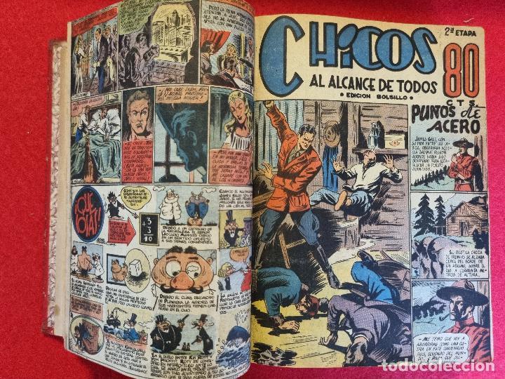 Tebeos: COLECCION CHICOS SEGUNDA 2ª ETAPA COMPLETA 70 NUMEROS EDICION BOLSILLO CONSUELO GIL ORIGINALES - Foto 9 - 268074119