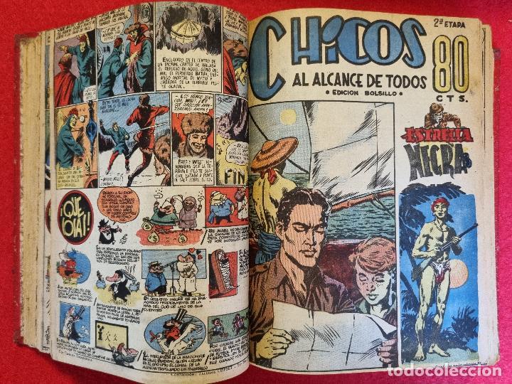 Tebeos: COLECCION CHICOS SEGUNDA 2ª ETAPA COMPLETA 70 NUMEROS EDICION BOLSILLO CONSUELO GIL ORIGINALES - Foto 14 - 268074119