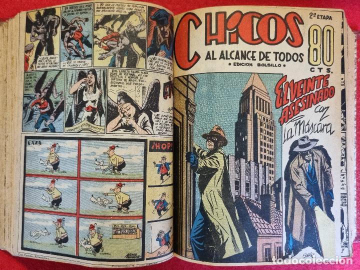 Tebeos: COLECCION CHICOS SEGUNDA 2ª ETAPA COMPLETA 70 NUMEROS EDICION BOLSILLO CONSUELO GIL ORIGINALES - Foto 19 - 268074119