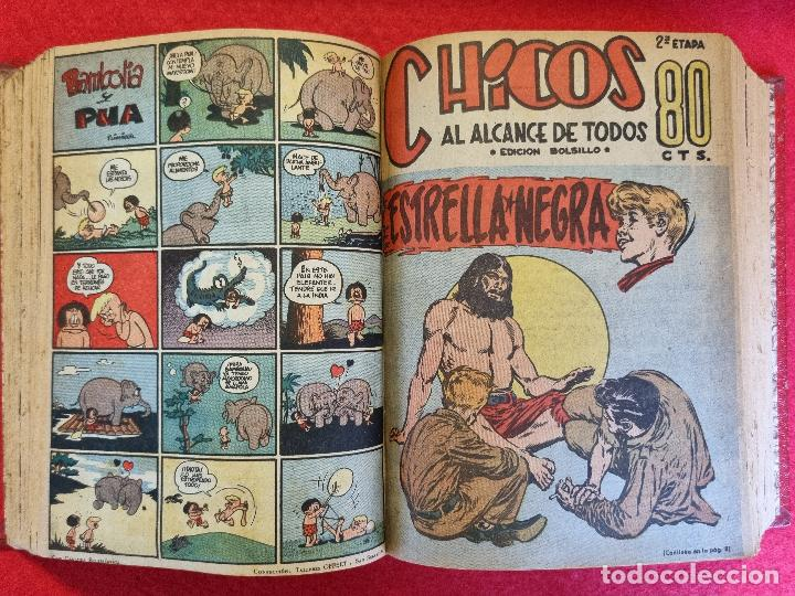 Tebeos: COLECCION CHICOS SEGUNDA 2ª ETAPA COMPLETA 70 NUMEROS EDICION BOLSILLO CONSUELO GIL ORIGINALES - Foto 22 - 268074119