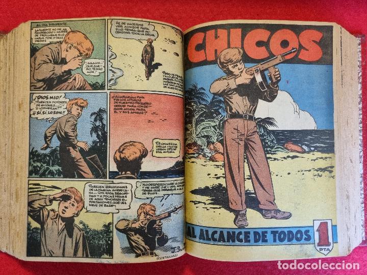 Tebeos: COLECCION CHICOS SEGUNDA 2ª ETAPA COMPLETA 70 NUMEROS EDICION BOLSILLO CONSUELO GIL ORIGINALES - Foto 37 - 268074119