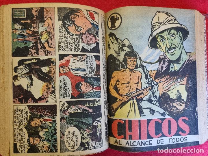Tebeos: COLECCION CHICOS SEGUNDA 2ª ETAPA COMPLETA 70 NUMEROS EDICION BOLSILLO CONSUELO GIL ORIGINALES - Foto 49 - 268074119