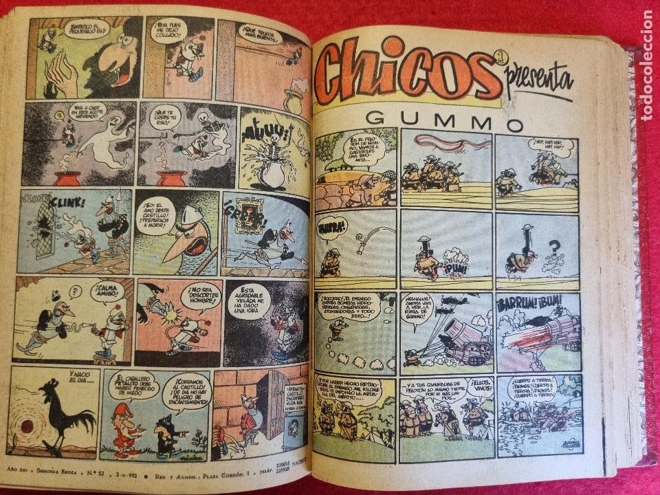 Tebeos: COLECCION CHICOS SEGUNDA 2ª ETAPA COMPLETA 70 NUMEROS EDICION BOLSILLO CONSUELO GIL ORIGINALES - Foto 55 - 268074119