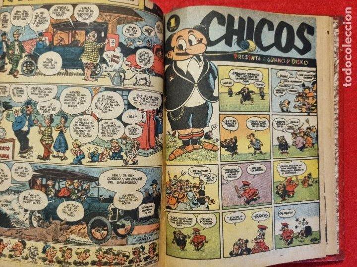 Tebeos: COLECCION CHICOS SEGUNDA 2ª ETAPA COMPLETA 70 NUMEROS EDICION BOLSILLO CONSUELO GIL ORIGINALES - Foto 69 - 268074119