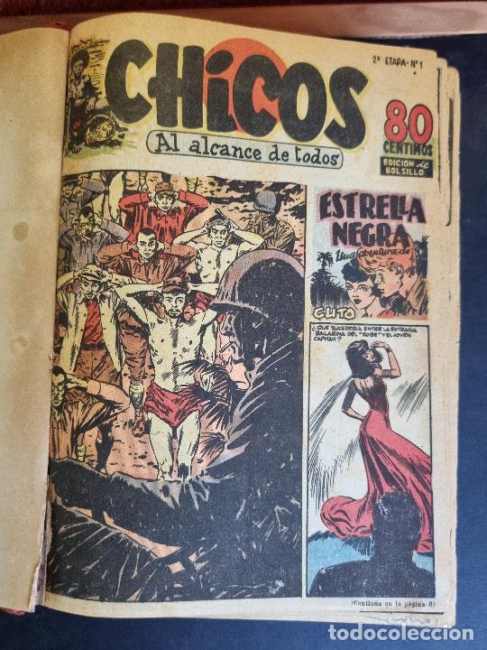 COLECCION CHICOS SEGUNDA 2ª ETAPA COMPLETA 70 NUMEROS EDICION BOLSILLO CONSUELO GIL ORIGINALES (Tebeos y Comics - Tebeos Colecciones y Lotes Avanzados)