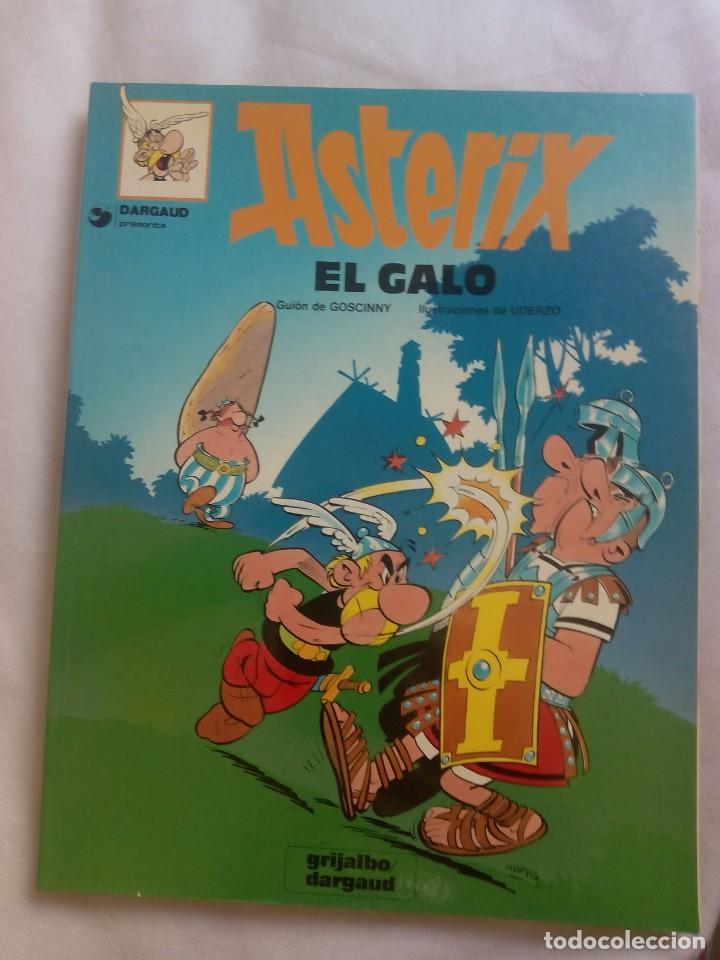 ASTERIX EN 3 IDIOMAS. 3 LIBROS. / GOSCINNY, UDERZO (Tebeos y Comics - Tebeos Pequeños Lotes de Conjunto)