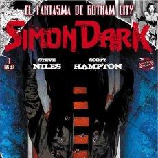 Tebeos: SIMON DARK NÚM. 01 (DE 3): EL FANTASMA DE GOTHAM CITY. Lote 162720689