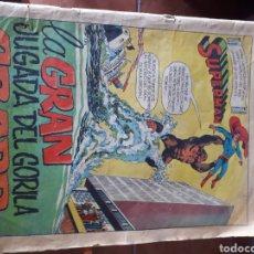 Tebeos: SUPERMAN LA GRAN JUGADA DEL GORILA GRODD. Lote 268922229