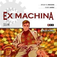 Tebeos: EX MACHINA 5. Lote 162731866