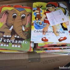Livros de Banda Desenhada: LOTE DE 85 CUENTOS INFANTILES NUEVOS. Lote 270343783