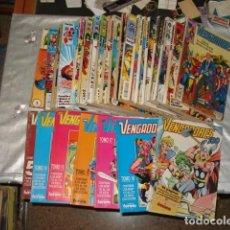 Tebeos: LOS VENGADORES, 1983, COMPLETA, 132 NÚMEROS EN 26 TOMOS, + Nº 100, VOLUMEN 1 FORUM, BUEN ESTADO. Lote 270958758