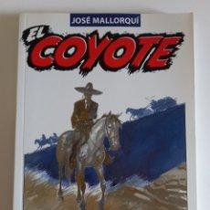 Tebeos: EL COYOTE NOVELA JOSE MALLORQUIN PLANETA AGOSTINI NUMERO 36. Lote 272570483