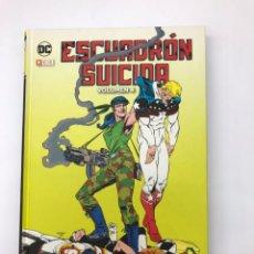 Livros de Banda Desenhada: ESCUADRÓN SUICIDA DE JOHN OSTRANDER VOL.04: LA DIRECTRIZ JANO.. Lote 273110423