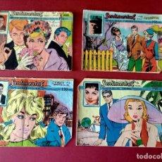 Tebeos: LOTE DE 4 TEBEOS DE ANTIGUAS COLECCIONES. Lote 274856293
