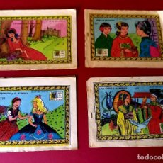 Tebeos: LOTE DE 4 TEBEOS DE ANTIGUAS COLECCIONES. Lote 274856588
