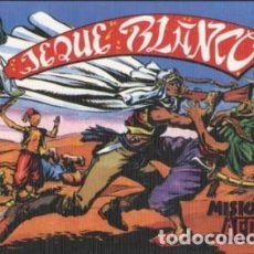Tebeos: EL JEQUE BLANCO (COLECCIÓN COMPLETA EN 5 TOMOS). Lote 274892818
