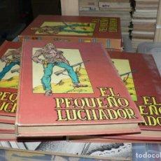 Livros de Banda Desenhada: EL PEQUEÑO LUCHADOR COMPLETA. Lote 275066333