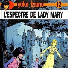 Tebeos: L'ESPECTRE DE LADY MARY Nº 12 - (CATALÁN). Lote 263655495